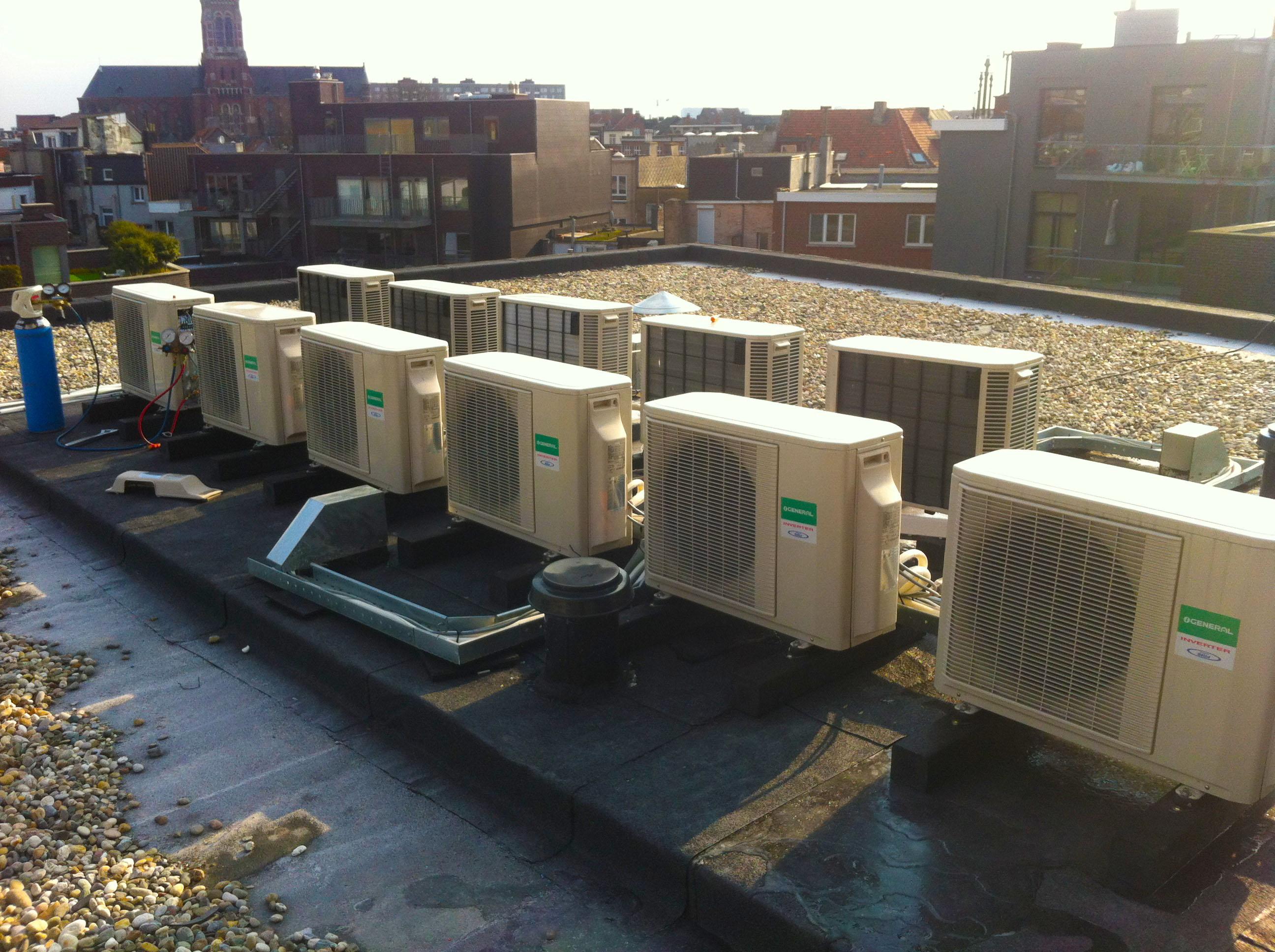 Appartementsgebouw Antwerpen